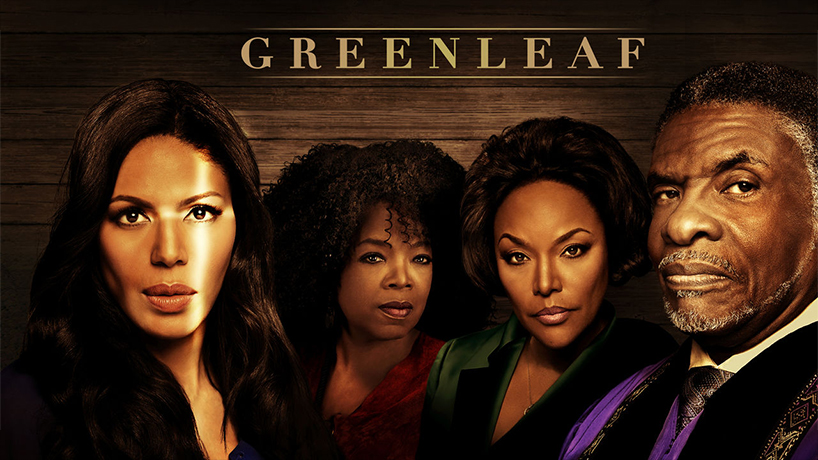 A poster for the show Greenleaf