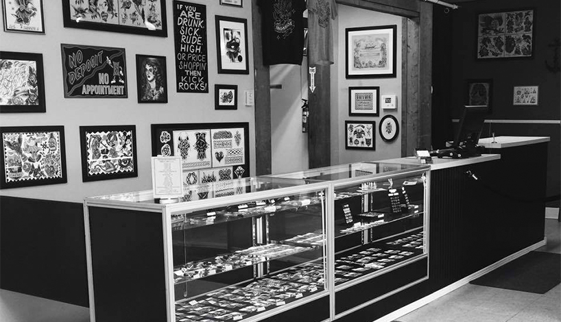 Charlottetown's Ironside Tattoo & Piercing is one of the best tattoo parlour in Canada
