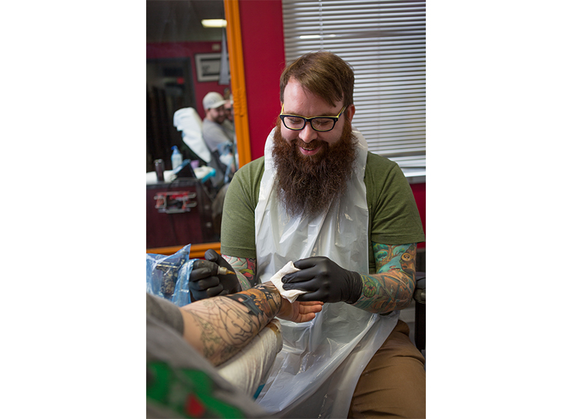 Edmonton's Atomic Zombie is one of the best tattoo parlour in Canada