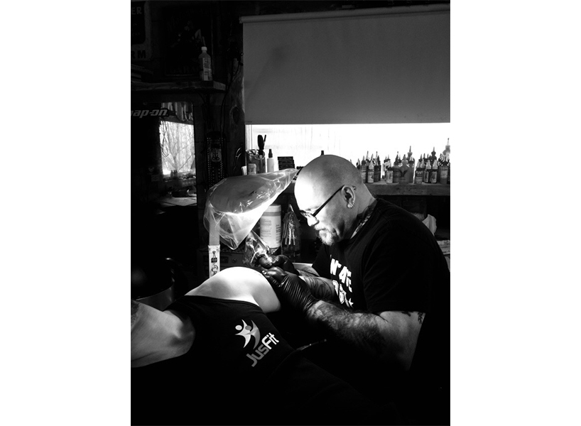 Moncton's KBS Tattoos & Piercings is one of the best tattoo parlour in Canada