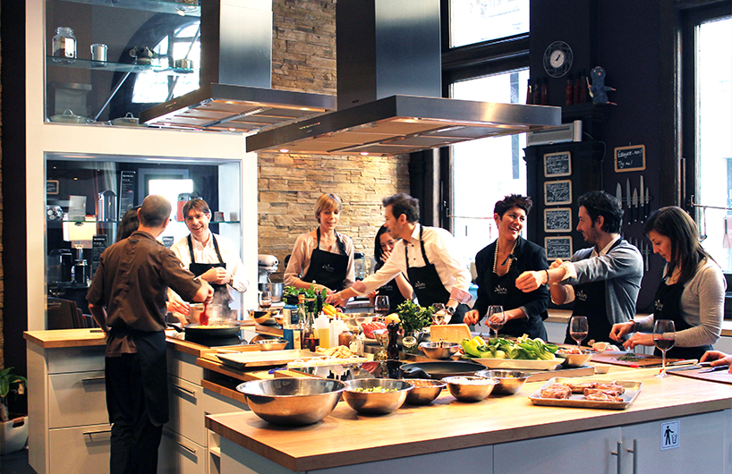 Montreal's Ateliers & Saveurs is one of the best cooking classes across Canada