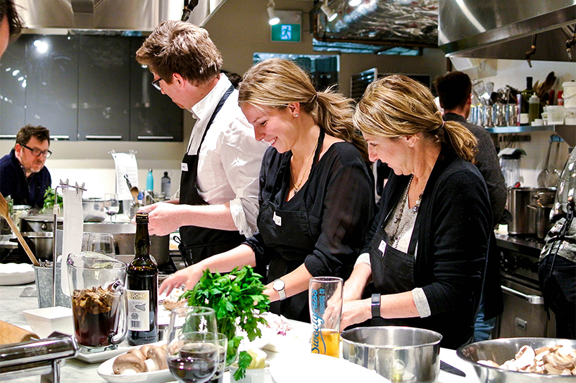 Toronto's Dish Cooking Studio is one of the best cooking classes across Canada