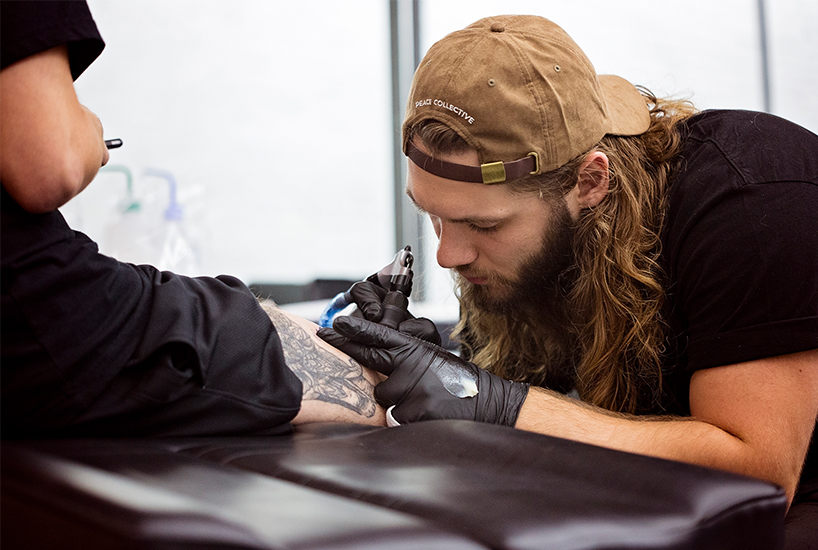 Toronto's Ink & Water is one of the best tattoo parlour in Canada