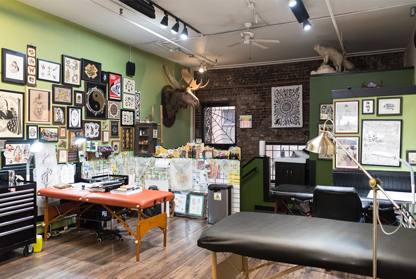 Vancouver's Gastown Tattoo Parlour is one of the best tattoo parlour in Canada