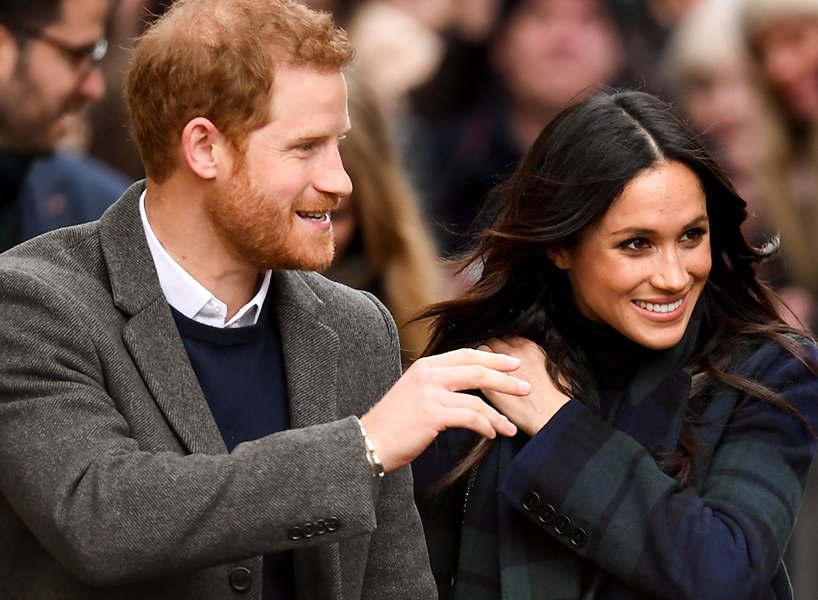 Prince Harry And Meghan Markle Wedding All The Details