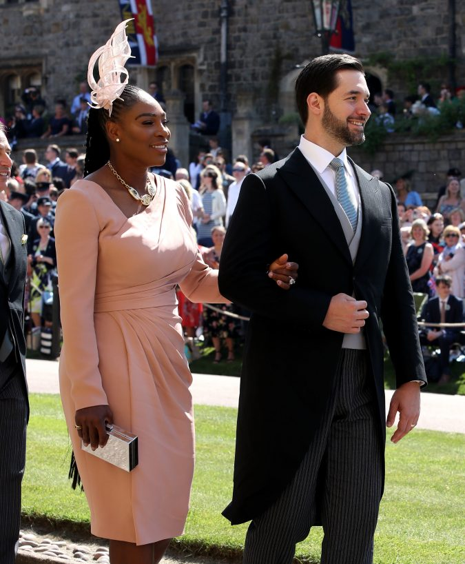 Celebrities At Royal Wedding: The Fashion At Harry