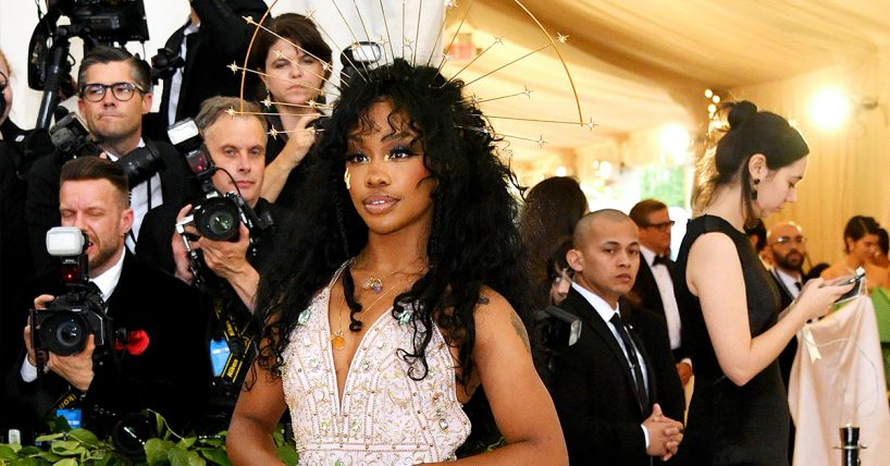 Met Gala 2018 Best Dressed: Sza, shown here, is on our best-dressed list-inline