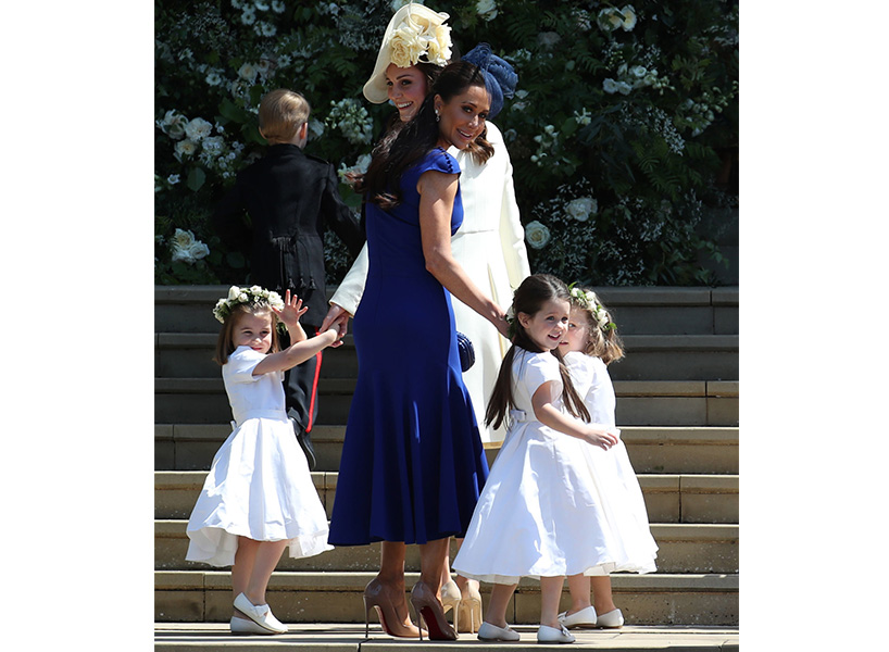Pictures Of The Royal Wedding.Jessica Mulroney Royal Wedding All The Ways She Won It Flare