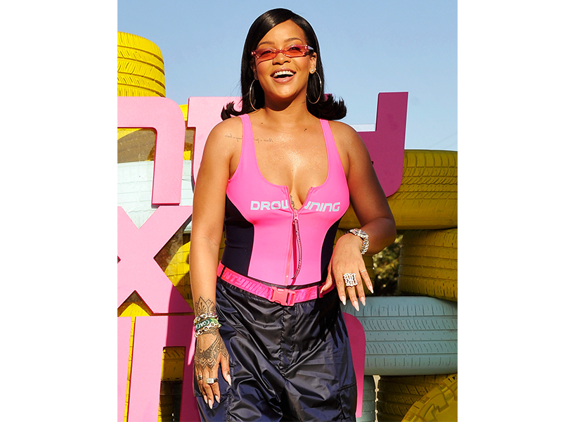 ab548b21ece Rihanna Fat Shame  The Flip Side of her Comments — FLARE