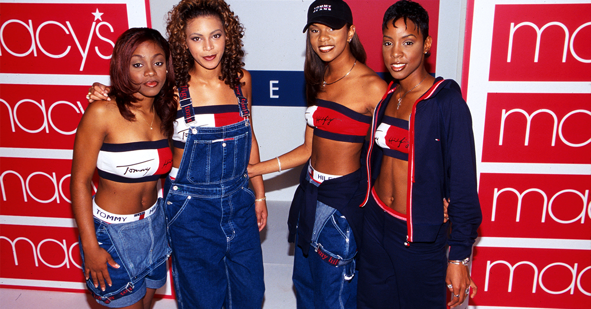 c8593ba879 Early 2000s Fashion Trends FLARE Editors Wish They Rocked - FLARE