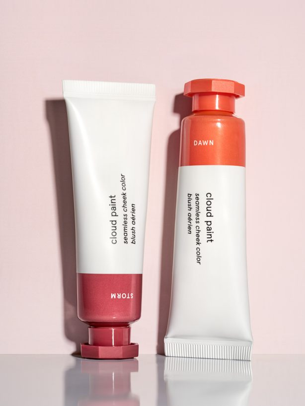 "<p>Cloud Paint in Storm and Dawn, $22 each, <a href=""https://www.glossier.com/products/cloud-paint-duo"" target=""_blank"" rel=""noopener"">glossier.com</a></p>"
