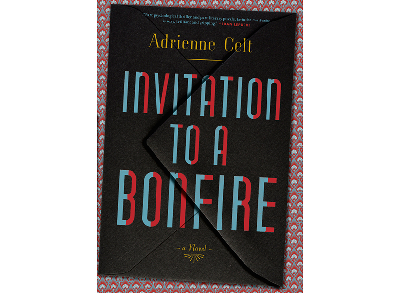 """Invitation to a Bonfire"" by Adrienne Celt."