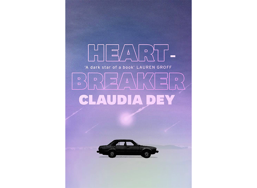 """Heartbreaker"" by Claudia Dey."