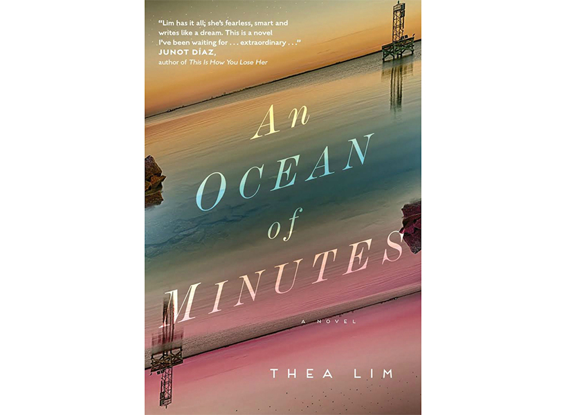 """An Ocean of Minutes,"" by Thea Lim."