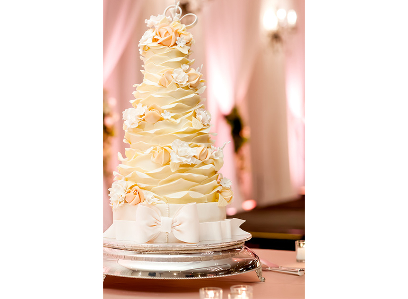 Edmonton Bakeries Wedding Cakes