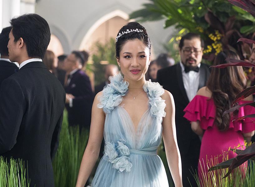 Constance Wu in a scene from Crazy Rich Asians