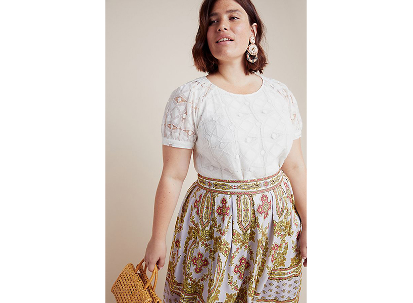 Anthropologie Is Now Doing Extended Sizes!