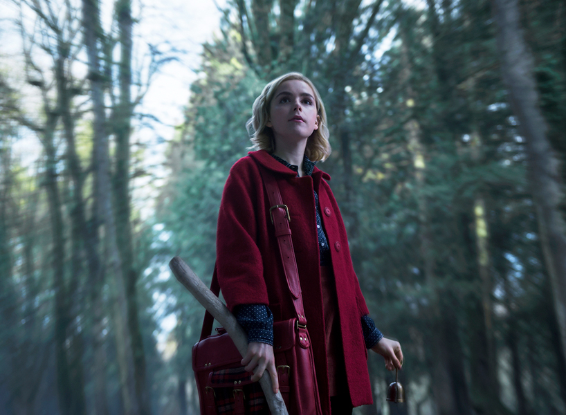 The Chilling Adventures of Sabrina (Photo: Netflix Canada)