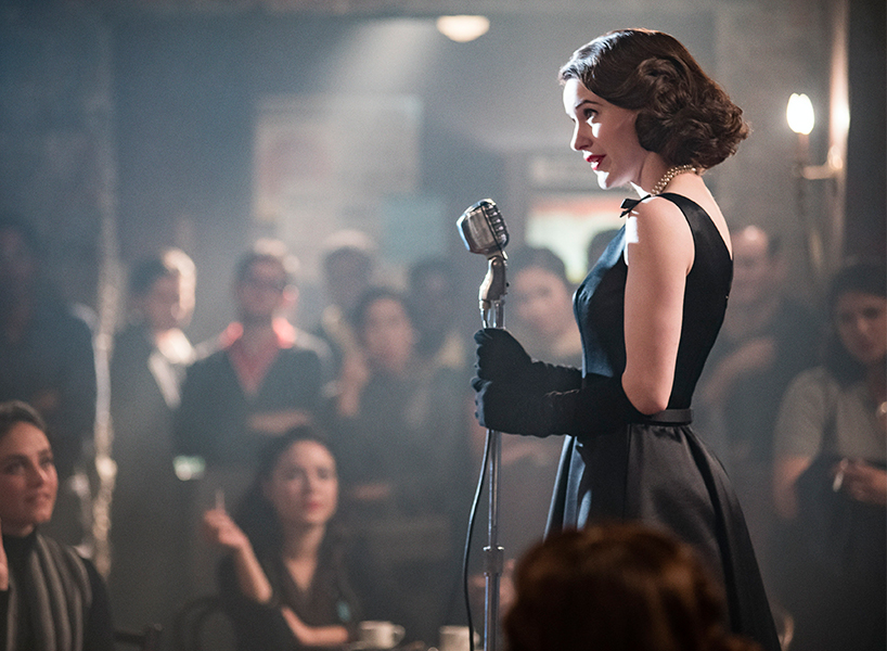Midge takes the stage in The Marvelous Mrs Maisel season two