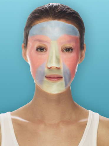 What the new Neutrogena 3D printed mask will look like