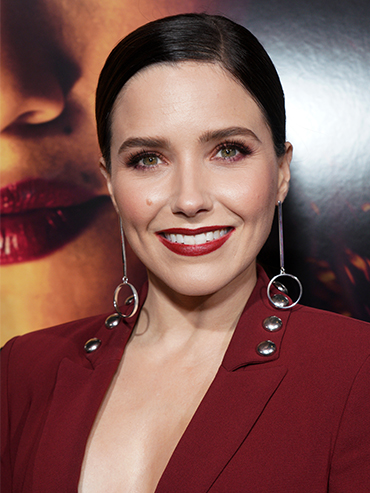 Sophia Bush is the latest on our list of Celebrities Wearing Canadian Designers