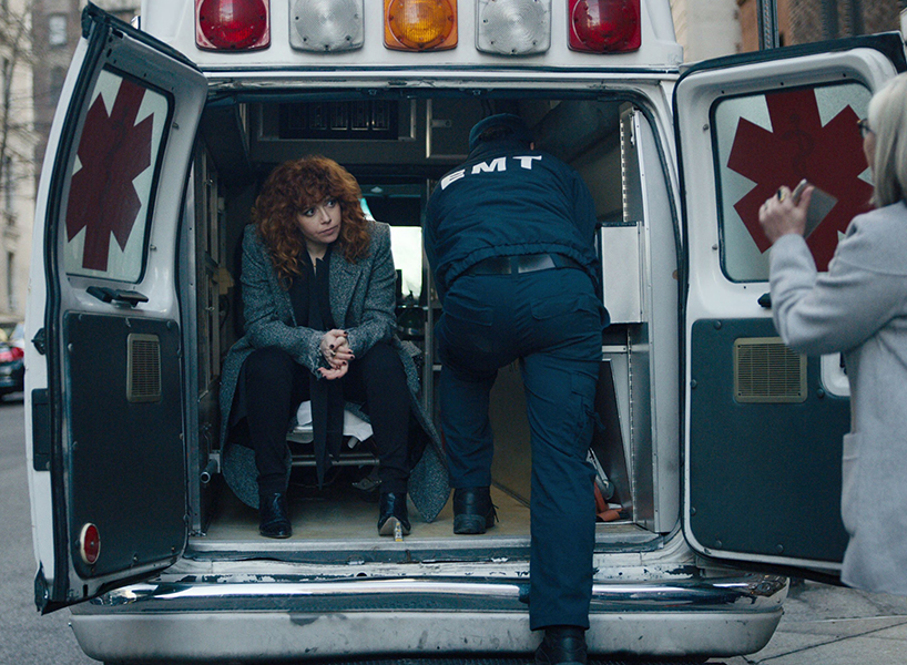 Netflix Canada February 2019 - A scene from Russian Doll