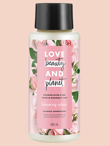 2019 Product of the Year Canada winner Love Beauty and Planet shampoo