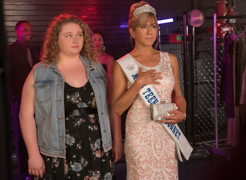 Female directors Netflix, a scene from Dumplin'