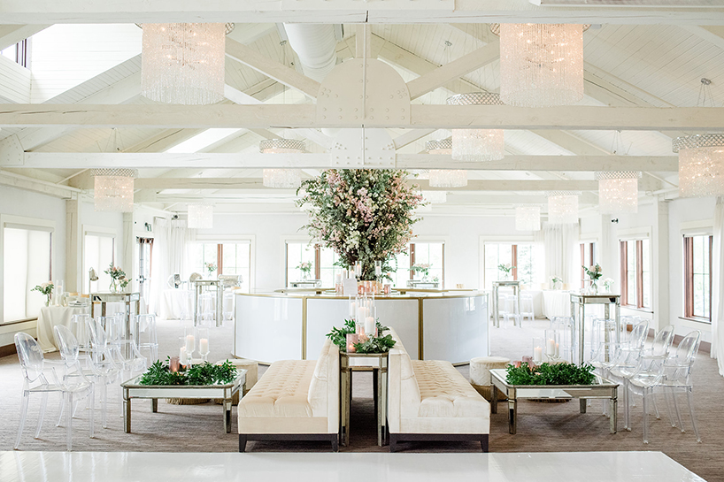 Distinct Occasions is a company that specializes in eco-friendly wedding decor ideas