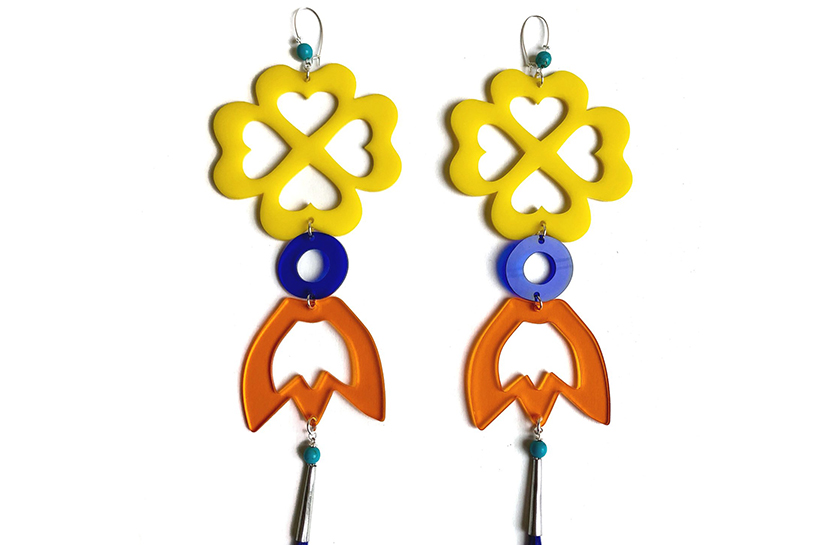 Earrings by Indi City