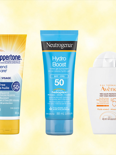 The 5 Best Drugstore Sunscreens To Stock Up On For Summer