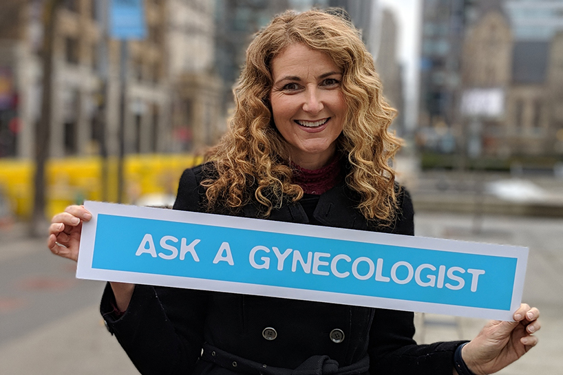 Dr. Jen Gunter is in. (Photo: Peacock Alley Entertainment)