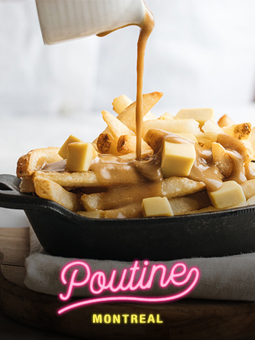 Best poutine in Montreal