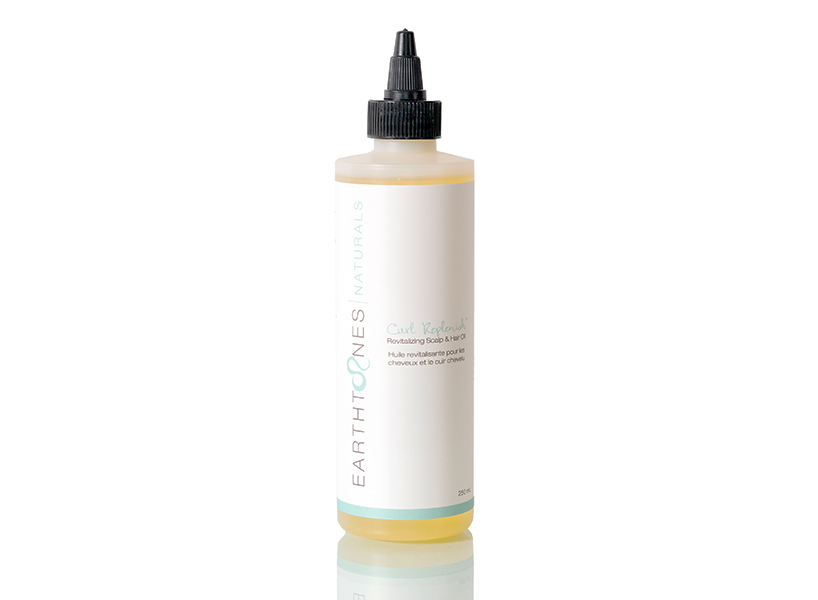 Earthtone Naturals Curl Replenish Revitalizing Scalp and Hair Oil