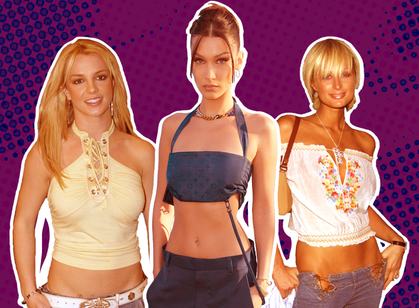 Are You Ready for the Return of Low-Rise Jeans?