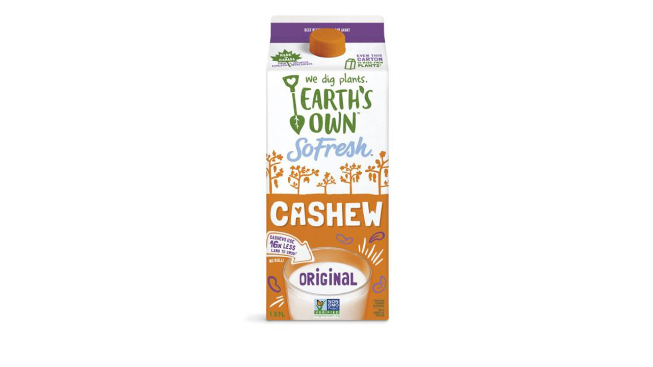 best plant based milk for coffee cashew