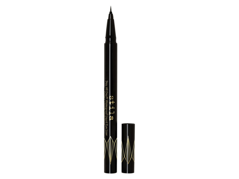 Stila Stay All Day Waterproof Liquid Eye Liner with Micro Tip