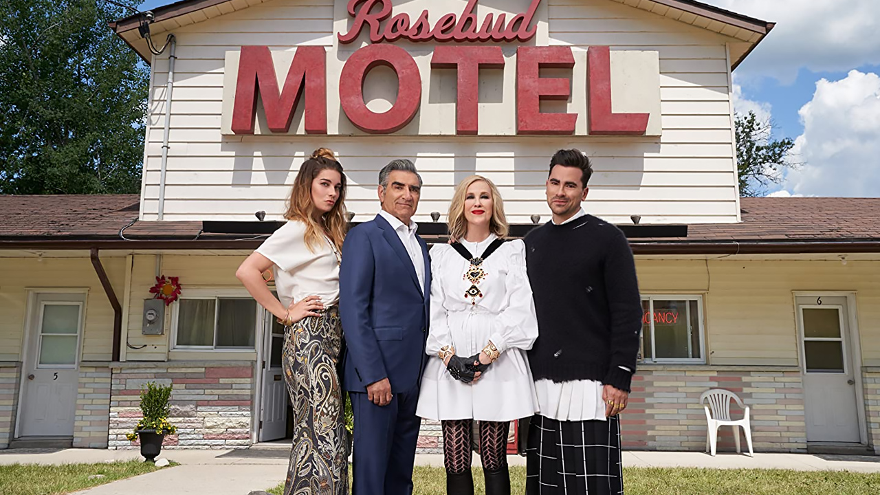 most popular shows and movies during quarantine: schitt's creek