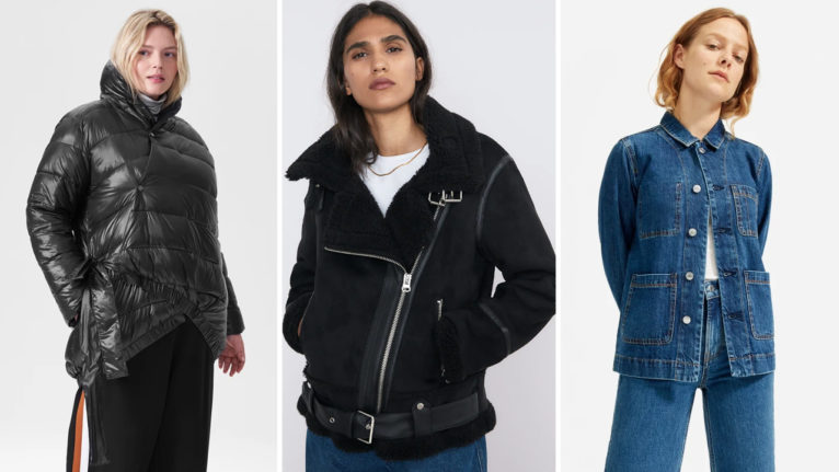 fall jacket trends 2020