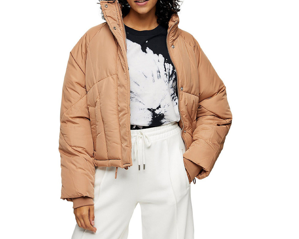 fall jacket trends 2020: topshop