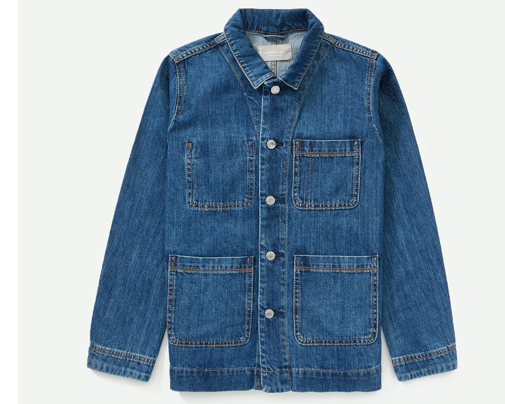 fall jacket trends 2020: everlane