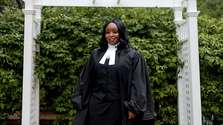 women of colour in law