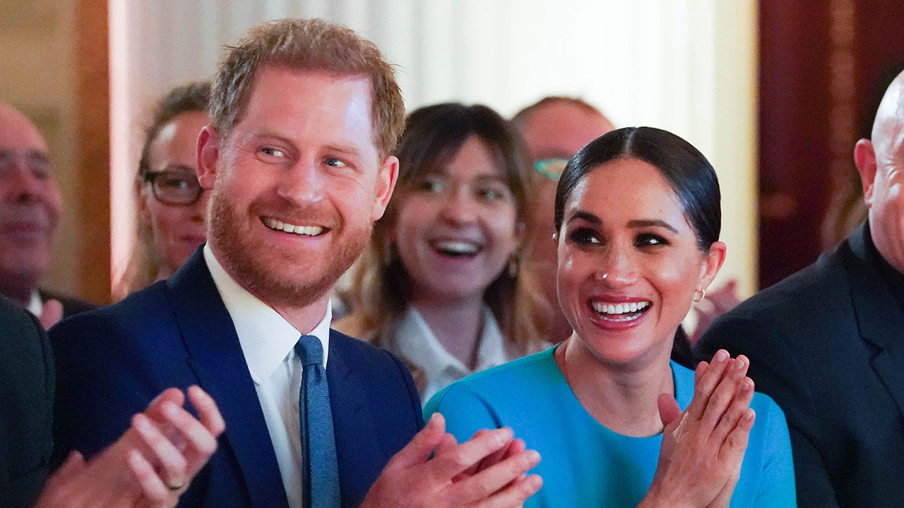 We Finally Know What Meghan Markle and Prince Harry's First Netflix Project Is